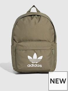 adidas-originals-classic-backpack-khaki
