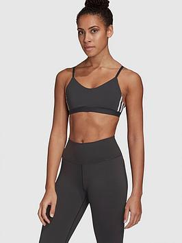 adidas-am-3-stripe-bra-black