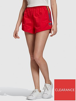 adidas-originals-pridenbspshorts--nbsp-red