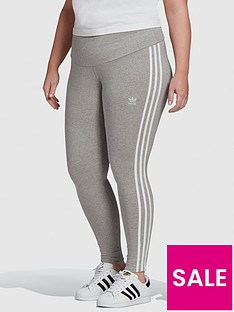 adidas-originals-plusnbsp3-stripe-tights-medium-grey-heather