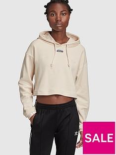 adidas-originals-ryv-cropped-hoodie-beigenbsp