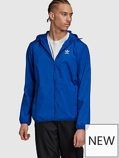 adidas-originals-essential-windbreaker-blue
