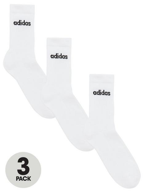 adidas-3-pack-ofnbspcushion-crew-socks-white