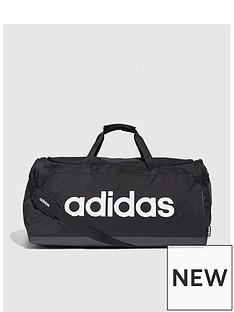 adidas-linear-duffle-bagnbsp-blacknbsp