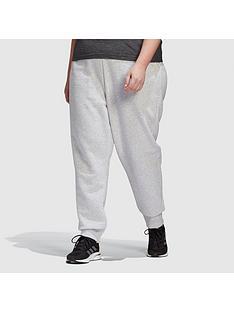 adidas-badge-of-sport-fleece-pants-lightnbspgrey-heather