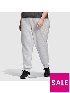 adidas-badge-of-sport-fleece-pants-lightnbspgrey-heather
