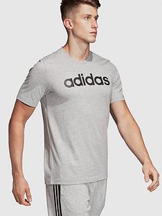 adidas-essential-linear-logo-t-shirt-greynbsp