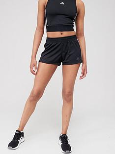adidas-heat-ready-pacer-3-stripe-knit-short-blacknbsp