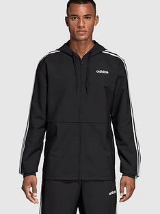 adidas-essential-3-stripe-windbreak-blacknbsp