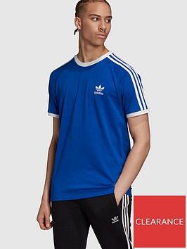 adidas-originals-3-stripe-t-shirt-blue