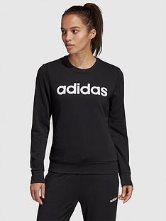 adidas-essentials-linear-crew-sweatshirt-blacknbsp