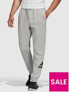 adidas-badge-of-sport-pants-grey