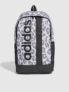 adidas-linear-backpack-leopard