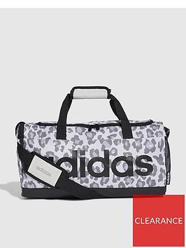 adidas-linear-duffle-leopard-print