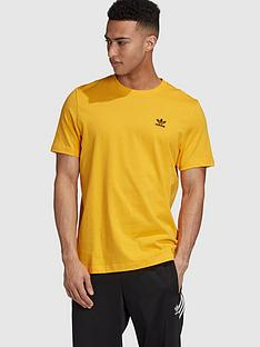 adidas-originals-essential-t-shirt-gold