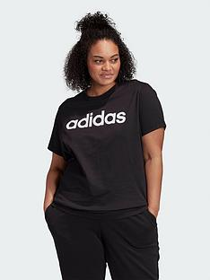 adidas-plusnbspessentials-loose-linear-tee-plus-size