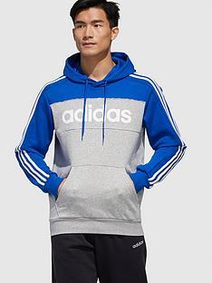 adidas-essential-block-hoodie-bluegreynbsp
