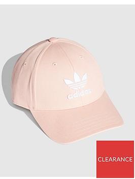 adidas-originals-classic-trefoil-baseball-cap-pink