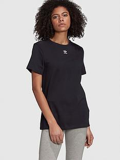 adidas-originals-trefoil-essentials-t-shirt-blacknbsp