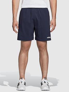 adidas-essential-3-stripe-chelsea-short-navynbsp