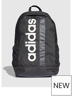adidas-linear-backpack-black