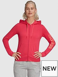 adidas-essentials-linear-full-zip-hoodie-pinknbsp