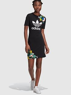 adidas-originals-hernbspstudio-t-shirtnbspdress-multinbsp