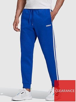 adidas-essential-3-stripe-track-pants-bluenbsp