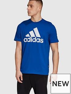 adidas-badge-of-sportnbspt-shirt-bluenbsp