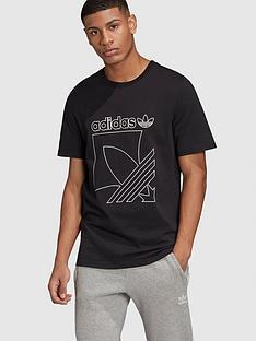 adidas-originals-spirit-3-stripe-t-shirt-blacknbsp