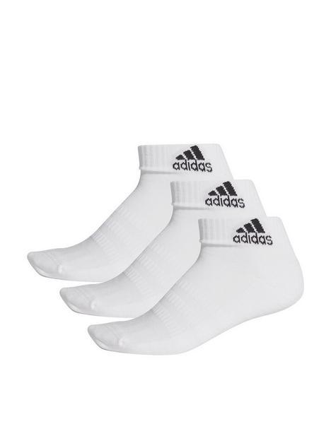 adidas-cushioned-ankle-socks-3-pack-whitenbsp