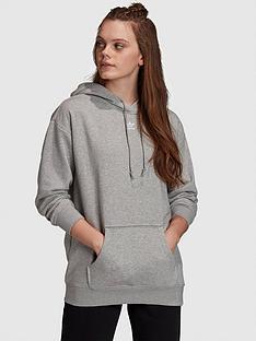 adidas-originals-trefoil-essentials-hoodie-grey