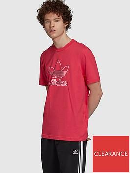 adidas-originals-trefoil-t-shirt-red