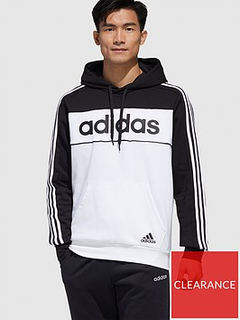 adidas-essential-block-hoodie-blackwhite