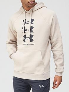 under-armour-rival-fleece-hoodie-beigenbsp