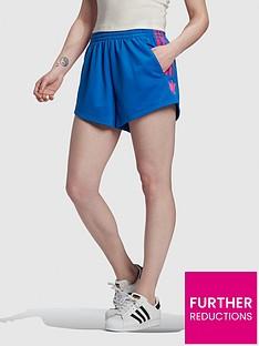 adidas-originals-3dnbsptrefoil-short-bluepinknbsp