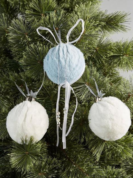 set-of-3-faux-fur-baubles-ndash-whiteblue
