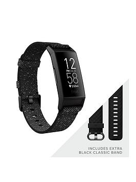 Fitbit Charge 4 SE, Health and Fitness Tracker, Granite