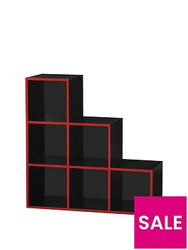 lloyd-pascal-virtuoso-6-cube-step-storage-with-red-edging
