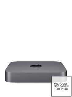 apple-mac-mini-2020nbsp36ghz-quad-core-8th-gen-intelreg-coretrade-i3-processor-256gb-with-optionalnbspmicrosoft-365-familynbsp1-year-space-grey