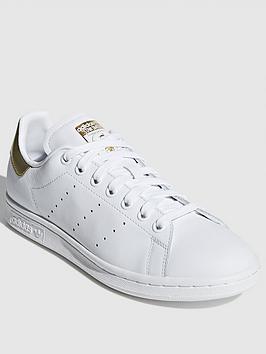adidas-stan-smith-whitegoldnbsp