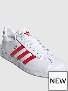 adidas-gazelle-whiterednbsp