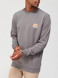 ellesse-diveria-sweatshirt-dark-greynbsp