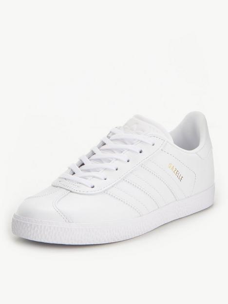 adidas-originals-gazelle-junior-trainer-white