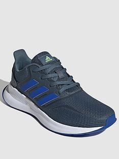 adidas-runfalcon-childrensnbsptrainers-greyblue