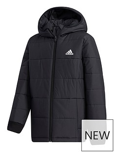 adidas-childrensnbsppadded-zip-through-jacket-black