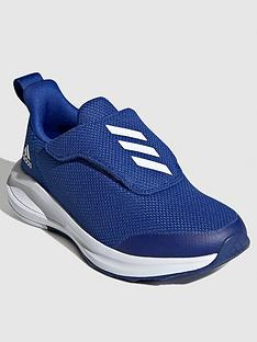 adidas-fortarun-ac-childrens-trainers-bluewhite