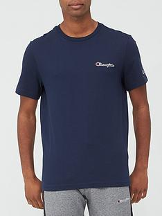 champion-small-logo-t-shirt-navy