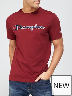 champion-t-shirt-burgundy