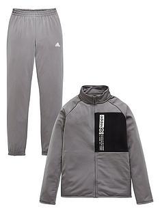 adidas-boys-tracksuit-grey